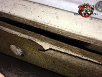 Gap between the roof sheathing and the fascia allowed roof rats to get into a house in Birmingham Alabama