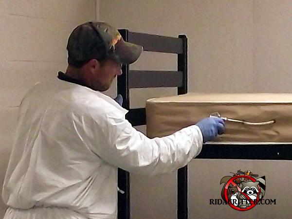 Bed Bug Control Greater Atlanta Georgia
