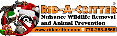Rid-A-Critter Nuisance Animal and Pest Control - Telephone 770-258-8568